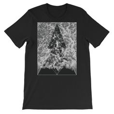 Waves by Teeztees Wave Design, Teas, Men's Fashion, Waves, Unisex, Clothing, T Shirt, Products, Style