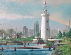 Lighthouses of Indonesia: Western Java