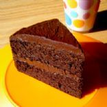 From the Healthy Indulgences blog:http://healthyindulgences.blogspot.com/2009/05/healthy-chocolate-cake-with-secret.html