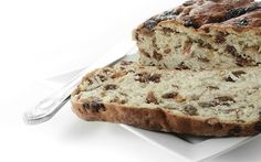 Barmbrack--traditional Irish 'fruit bread' for All Hallow's Eve (Halloween)---from Irish Central