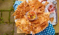 Knitter-Chips Rezept   Dr. Oetker