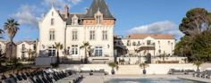 Our luxury Château, vineyard and estate is nestled in 200 acres of the South of France providing the perfect backdrop for your holiday or wedding. Best Hotel Deals, Best Hotels, Oh The Places You'll Go, Places To Travel, St Pierre, Destinations, French Castles, Languedoc Roussillon, Europe