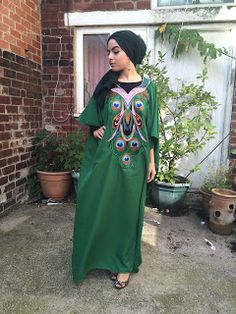 Maryam Rana: That DIY Kaftan