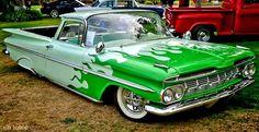 '59 El Camino Custom