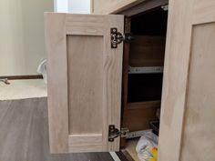 Update your bathroom with this full tutorial for a DIY vanity makeover. Create your dream modern farmhouse bathroom with this budget friendly makeover! Bathroom Vanity Makeover, Diy Vanity, Bathroom Makeovers, Diy Bathroom Remodel, Wood Vanity, Cabinet Makeover, Bathroom Remodeling, Remodeling Ideas, Painting Bathroom Cabinets