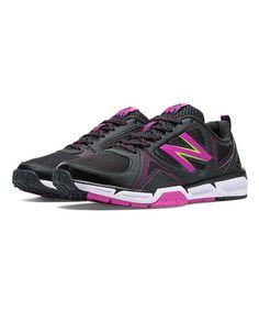 Look at this #zulilyfind! Black & Purple 797v3 Running Shoe by New Balance #zulilyfinds