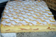 Prajitura grilaj cu mere si budinca de vanilie | MiremircMiremirc Dessert Recipes, Desserts, Waffles, Good Food, Bread, Cooking, Breakfast, Sweets, Deserts