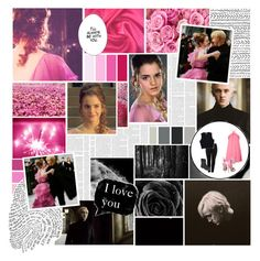 """Dramione"" by verified-fangirl-1 ❤ liked on Polyvore featuring Emma Watson, Seed Design, John Lewis, Miss Selfridge, New Look and Arizona"