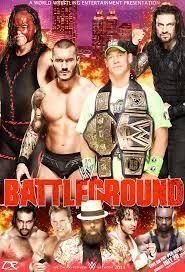 WWE BattleGround Preview Show