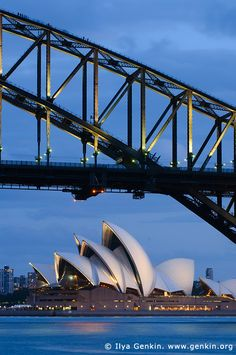 Sydney Opera House Australia, Ilya Genkin Photography