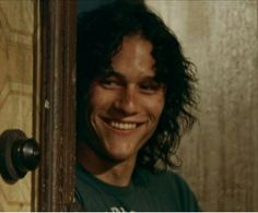 Heath and that cute smile