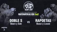Skarz - Sok vs Busci - Louse (Final).  A Cara De Perro Zoo (ACDP) Matematicas 2vs2 2016 Mar de Plata -  Skarz - Sok vs Busci - Louse (Final). A Cara De Perro Zoo (ACDP) Matematicas 2vs2 2016 Mar de Plata - http://batallasderap.net/skarz-sok-vs-busci-louse-final-a-cara-de-perro-zoo-acdp-matematicas-2vs2-2016-mar-de-plata/  #rap #hiphop #freestyle