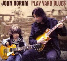 John Norum - Play Yard Blues, Brown