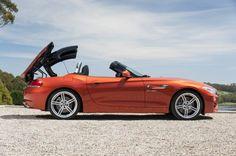 Roadster o sportowym charakterze: nowe Z4