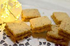 Nugat-Kekse: Rezept für Weihnachtsplätzchen mit Nuss-Nougat-Creme