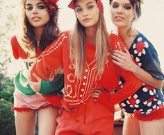 Wildfox mornings... When getting dressed always turns into dressing up  (see the new Italy outfits on Wildfox.com!)