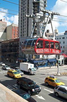 Bon plan insolite pour votre prochain voyage à New York : Roosevelt Island et ses points d'intérêts