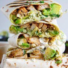 Ab sofort wird es feurig in eurer Küche! Wir bieten euch wahnsinnig gute Burrito-Rezepte zum fixen Nachkochen Zuhause.