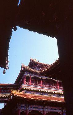 雍和宫 - YongHe lama temple, Beijing