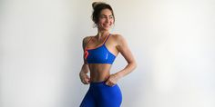 "For Emily Skye, working out has proven to be a potent mood-booster that helped her overcome depression. ""I found myself stuck in a really negative place, and I was incredibly unhappy and unhealthy,"" she says. ""I decided that I'd had enough and didn't want to live that way anymore so I started making changes in all areas of my life. I started eating healthier foods, I started lifting weights, surrounding myself with positive, supportive people, and worked on being more positive with…"