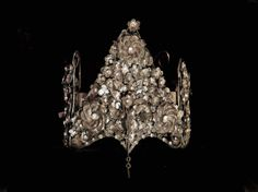 Vintage Ceremonial/Bridal Crown/Traditional by mistyalbion on Etsy, £155.00