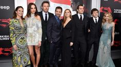 'Batman v. Superman' Premiere: Henry Cavill Gal Gadot Other Stars Talk Expectations Character Inspirations  Castmembers and producer Charles Roven discussed the film's political components and revealed to THR how they've been able to keep the movie's many mysteries under wraps.  read more