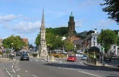 My home town banbury oxfordshire England