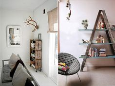 DIY: libros   Decorar tu casa es facilisimo.com
