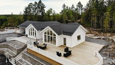 England Houses, Barn House Plans, Minimalist House Design, Architecture Plan, House Layouts, House Front, Log Homes, House Rooms, Home Fashion
