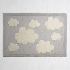 Clouds Rug - Rugs - Bedding & Room Accessories - gltc.co.uk