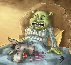 Shrek, The Godfather