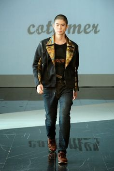 #Menswear #Trends NOIR FR Spring Summer 2015 Primavera Verano #Tendencias #Moda Hombre