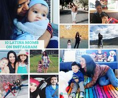 10 Latina Moms You Should Be Following on Instagram