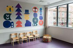 neasden control center royal london hospital dentist ward designboom
