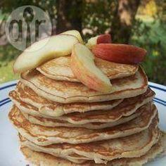 Apple Yoghurt Pancakes @ allrecipes.com.au