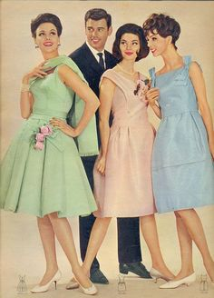 Early 1960s Dresses