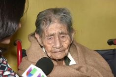 Leandra Becerra Lumbr 127 years old