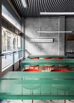 Casaplata by Lucas y Hernández-Gil via Sight Unseen