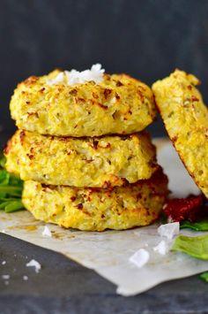 the BEST Cauliflower Buns | Real Food with Dana