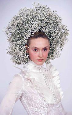 Julien Fournie Spring 2014 Haute Couture