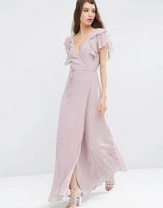 just another lavender bridesmaid dress I found from ASOS.com.  They ship worldwide, too!