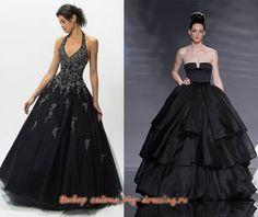 белое платье с черным кружевом - Поиск в Google