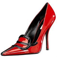 #Shoes #Pumps - Love this Prada pump!!!
