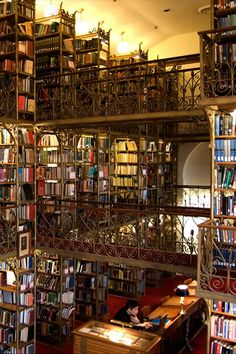 Library (BIBLIOTECA) /// CORNELL U. - The A.D. White Library w/in Uris Library | CORNELL UNIVERSITY LIBRARY stands at the center of intellectual life on campus. Expert librarians are available in person—& online 24/7—to help navigate our world-class collections & assist w/ papers, exam prep & long-term projects. We're a home away from home, w/ warm, inviting spaces for solo study & high-tech, flexible spaces for group work. Students & faculty agree: The Library is an indispensable partner in…