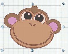 FREE SVG monkey