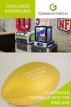 Did you know that is at the Super Bowl Experience in We have teamed up with Wilson Sporting Goods to create personalized and gifts at using the and Super Bowl, Miami, Challenges, Football, Create, Sports, Gifts, Soccer, Hs Sports