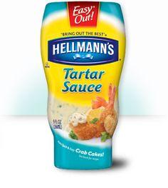 Tartar Sauce, Nutrition Info: WATER, SOYBEAN OIL, SWEET PICKLE RELISH (CUCUMBERS, DISTILLED VINEGAR, SUGAR, DEXTROSE, SALT, XANTHAN GUM, MUSTARD SEED, NATURAL FLAVOR, CURRY POWDER), ONIONS, SUGAR, MODIFIED CORN STARCH, VINEGAR, EGG YOLKS, DIJON MUSTARD (WATER, MUSTARD SEED, VINEGAR, SALT, WHITE WINE, CITRIC ACID, TARTARIC ACID, SPICES), SALT, XANTHAN GUM, (SORBIC ACID, POTASSIUM SORBATE, CALCIUM DISODIUM EDTA) USED TO PROTECT QUALITY, SPICE, PHOSPHORIC ACID, COLOR ADDED, LEMON…