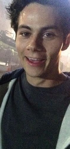 Adorable Dylan O'Brien folks!!!!