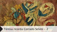 2a parte dell'intervista a Teresa Selvini, figlia di Corrado Selvini pit...