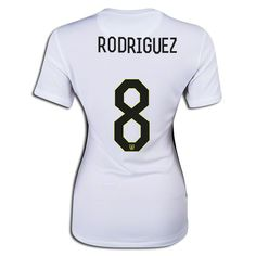 0c10782c3 Amy Rodriguez 8 2015 FIFA Women s World Cup USA Women Home Soccer Jersey  With 3 Star